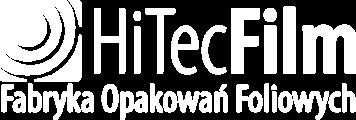 Logo White | Hitec Film - Fabryka opakowań foliowych